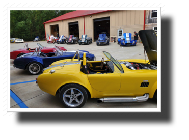 A great day at Legacy Motorsports.